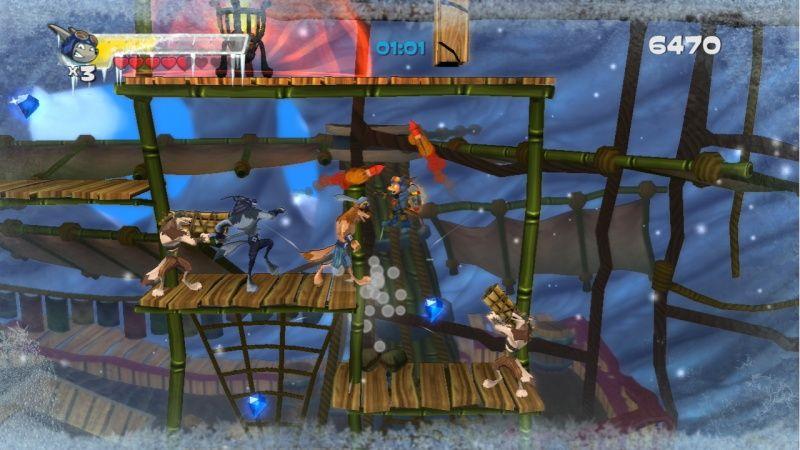 Herní návraty: Rocket Knight 7822