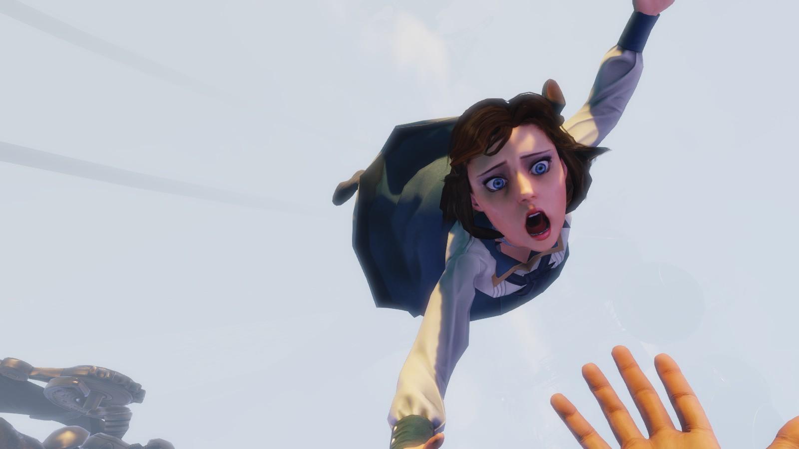 BioShock Infinite - Plovoucí město plné fantazie a korupce! 78221