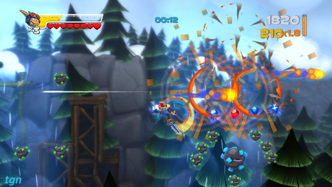 Herní návraty: Rocket Knight 7825