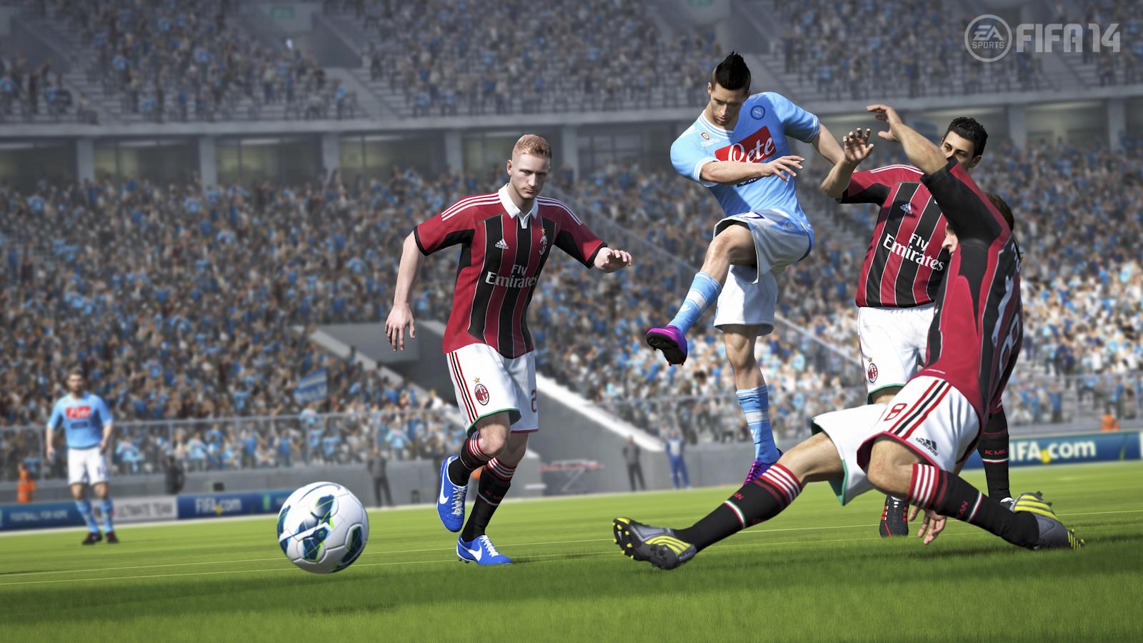 VIDEOHERNÍ KRITIKA - Proč nemám rád Electronic Arts 7830