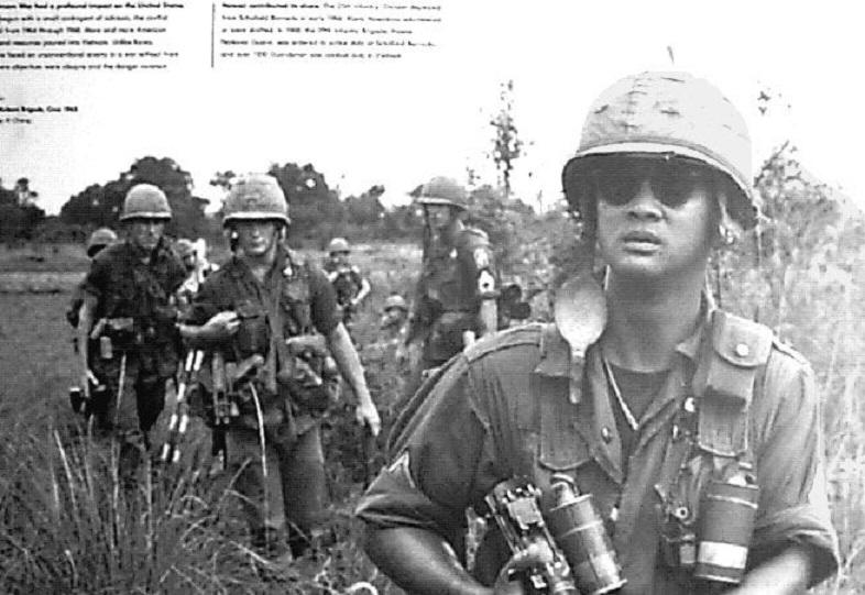 Nebezpečné povolání …válečný reportér 7839