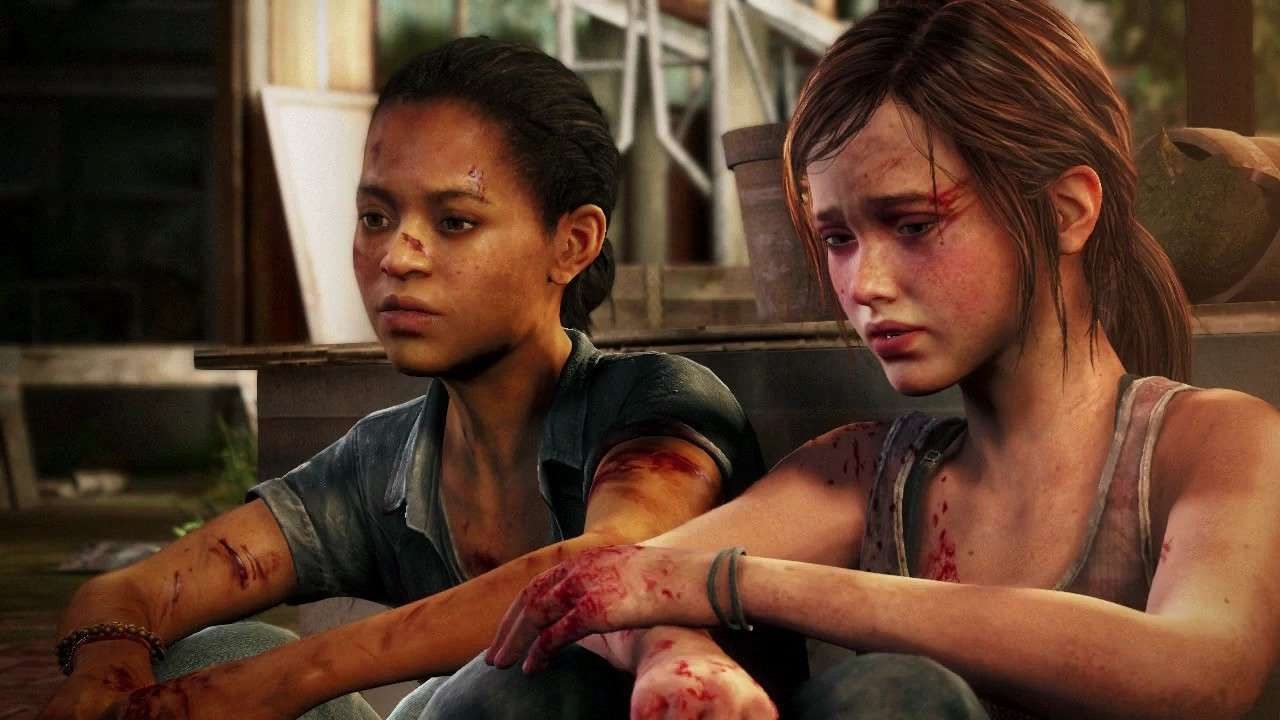 The Last of Us: Left Behind 7989
