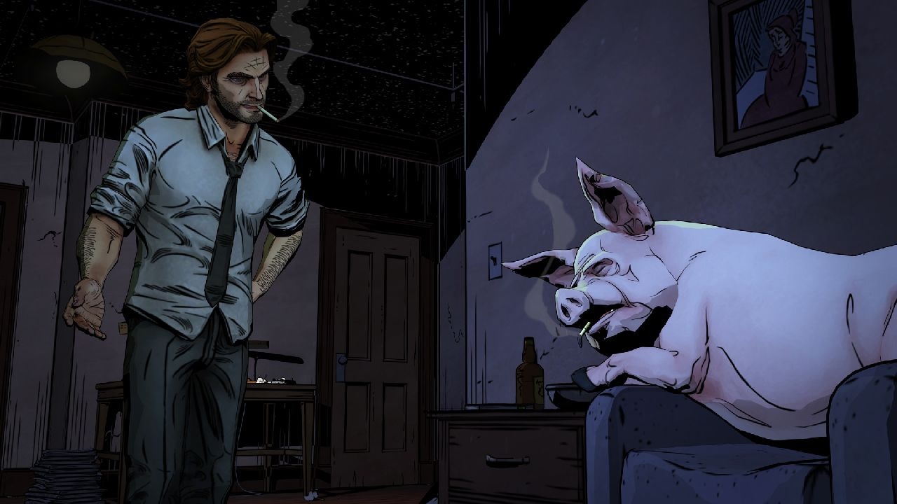 The Wolf Among Us, Episode 1 - Faith 81240