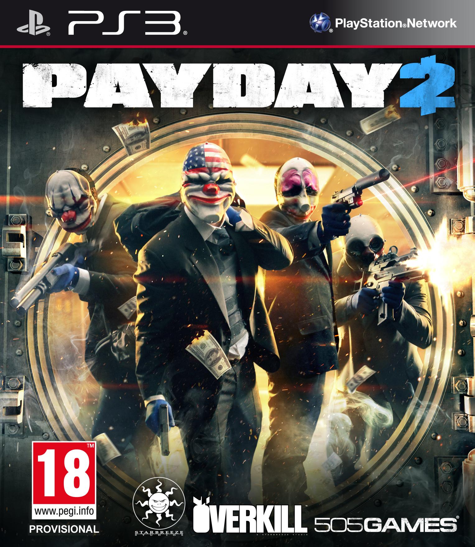PayDay 2 - Hra na zloděje 81685
