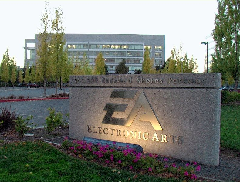 Electronic Arts 8353