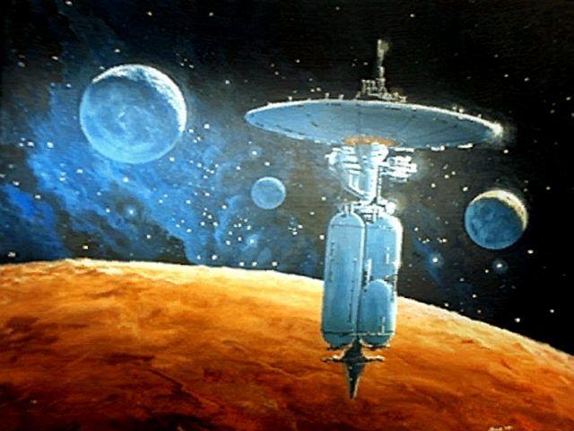 Mimozemšťani ? …aneb vzhůru ke hvězdám 8358