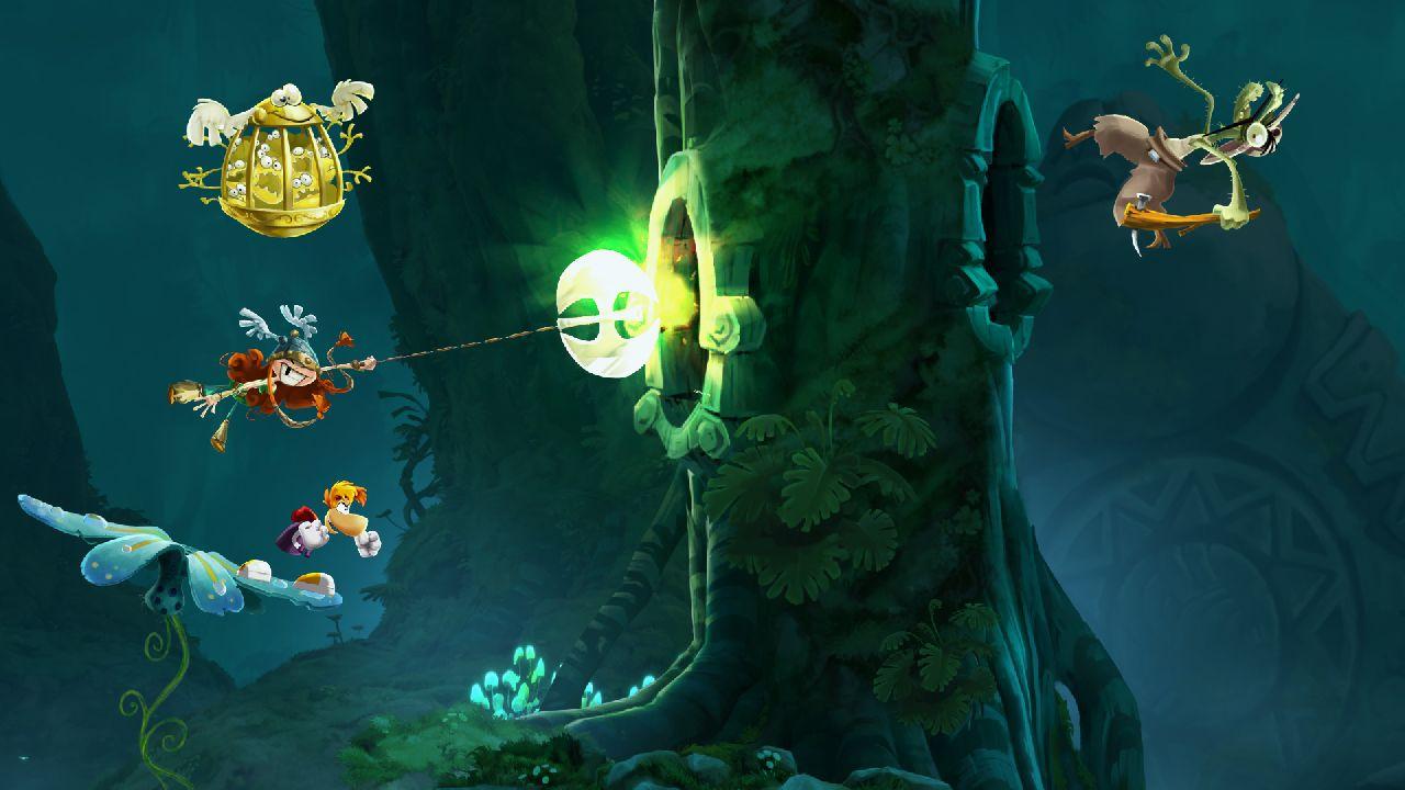Rayman Legends 84829