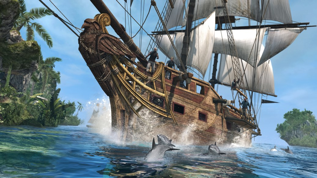 Assassin's Creed 4: Black Flag 86504