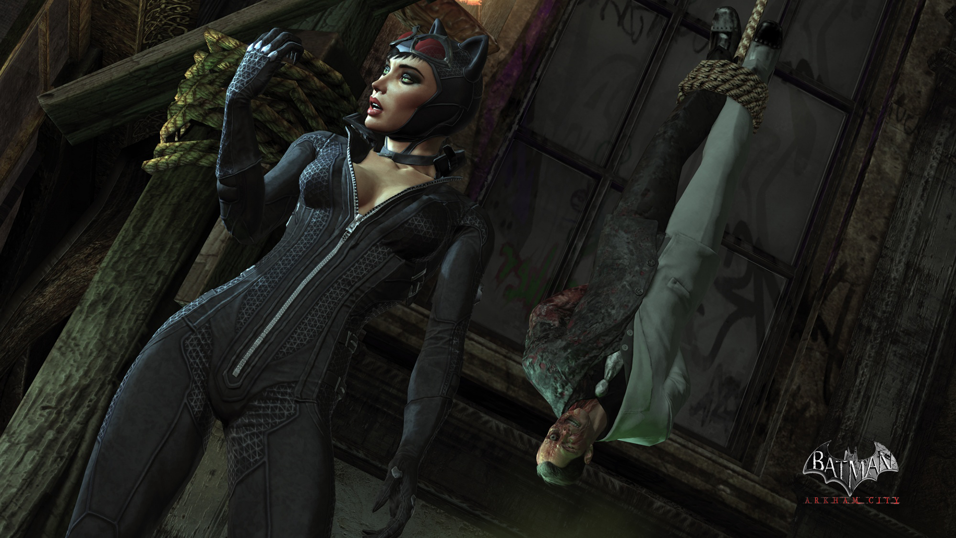 Batman Arkham City Recenze 8801