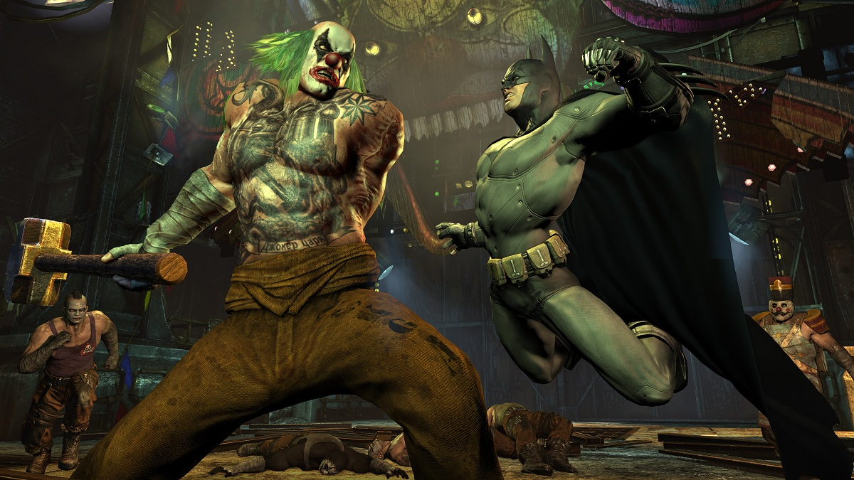 Batman Arkham City Recenze 8806