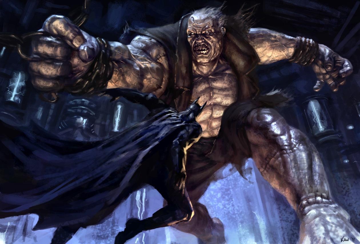 Batman Arkham City Recenze 8809