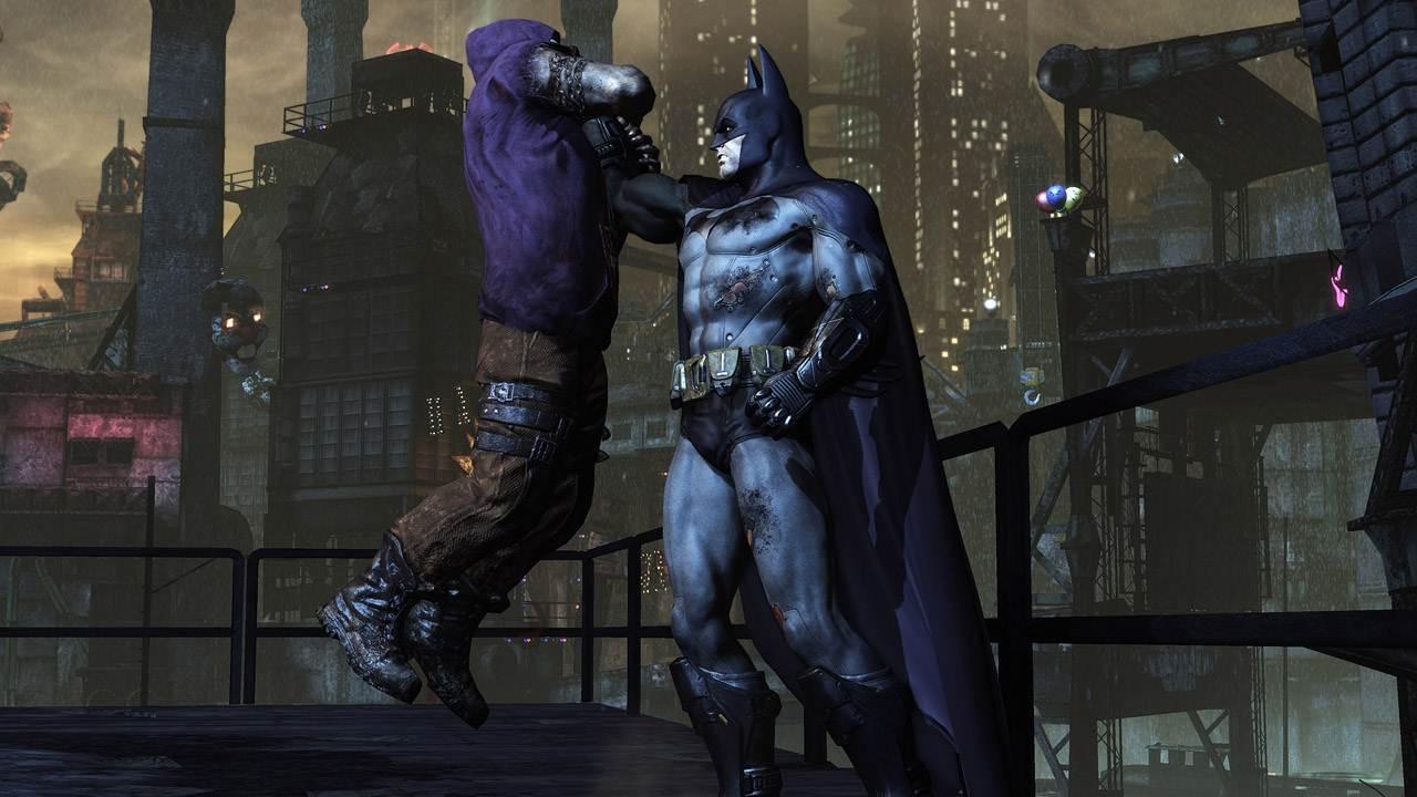 Batman Arkham City Recenze 8811