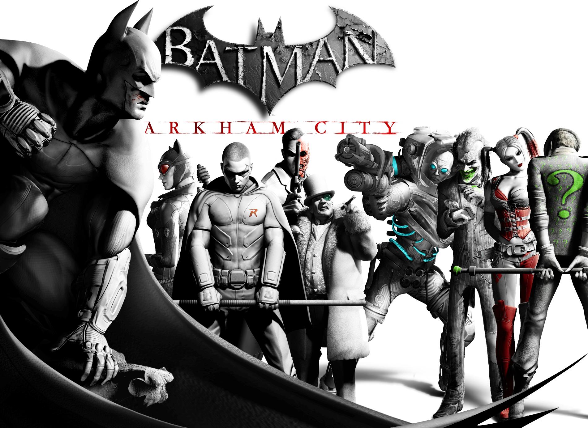 Batman Arkham City Recenze 8814