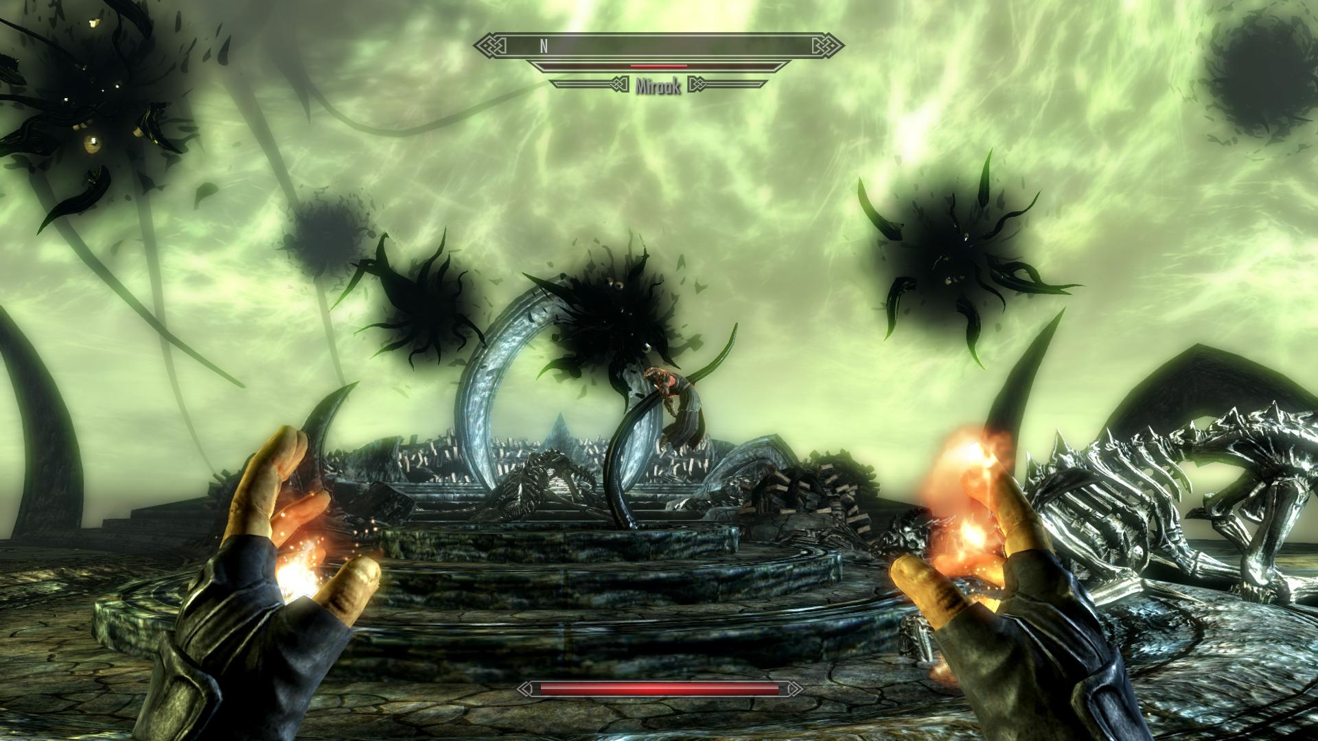 Recenze The Elder Scrolls V: Skyrim - mírně kritická recenze na titul roku. 9009