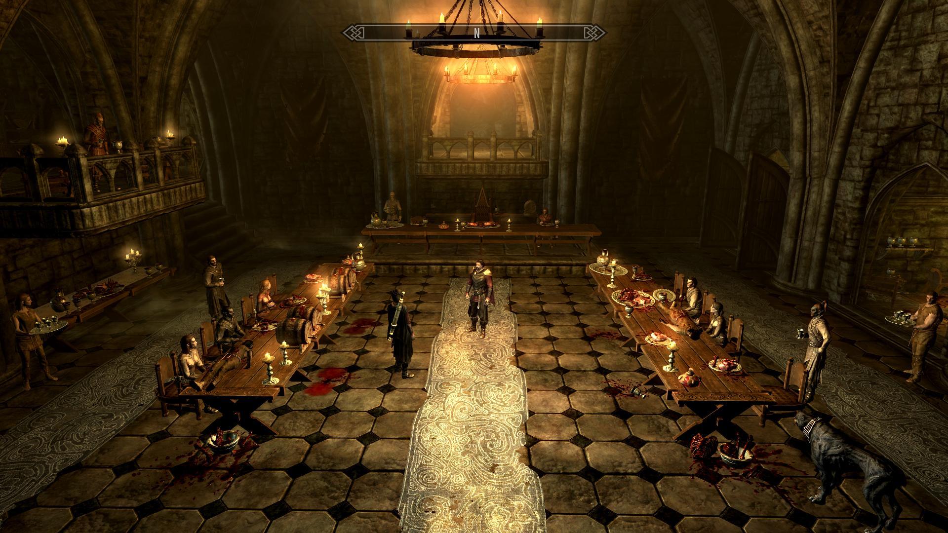 Recenze The Elder Scrolls V: Skyrim - mírně kritická recenze na titul roku. 9021