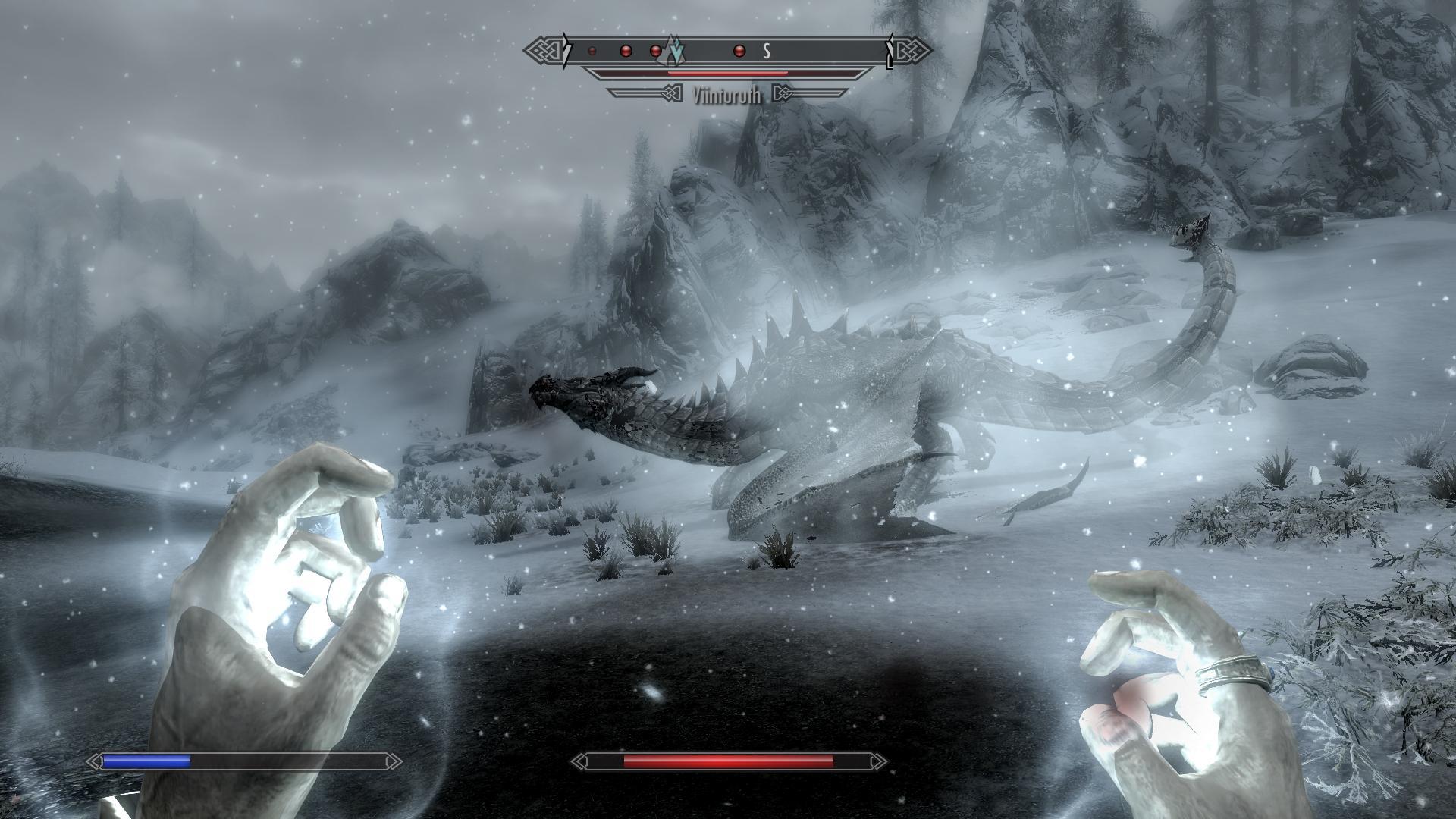 Recenze The Elder Scrolls V: Skyrim - mírně kritická recenze na titul roku. 9022