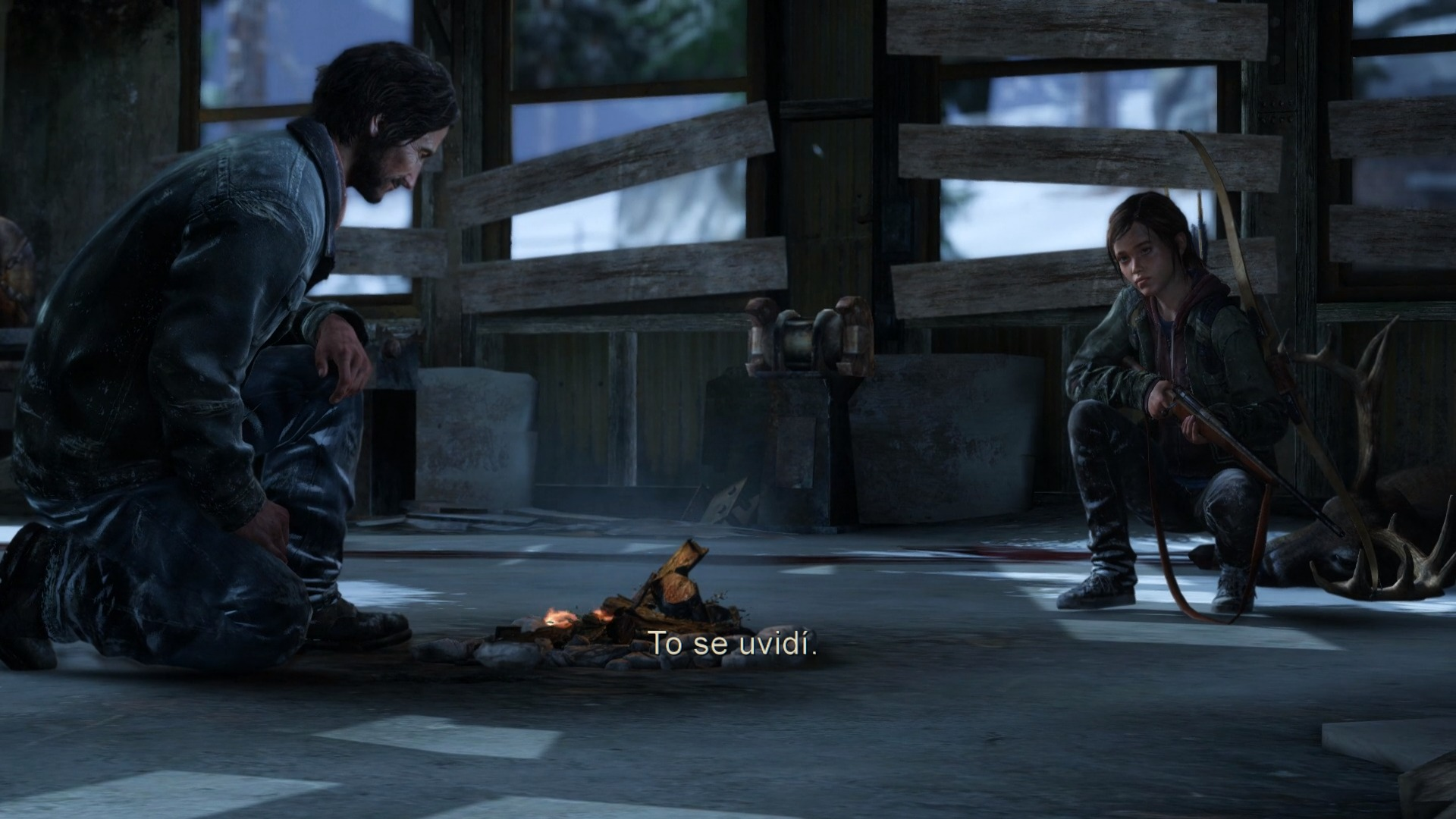Zaostřeno na: The Last of Us Remastered 9150