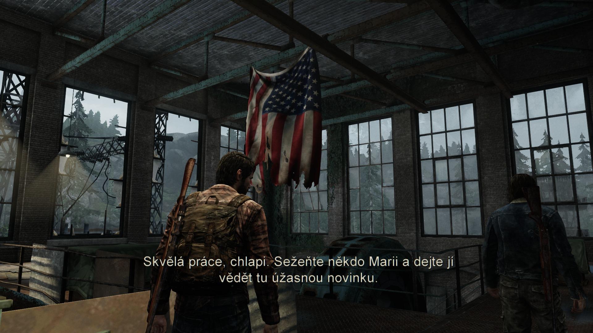 Zaostřeno na: The Last of Us Remastered 9153