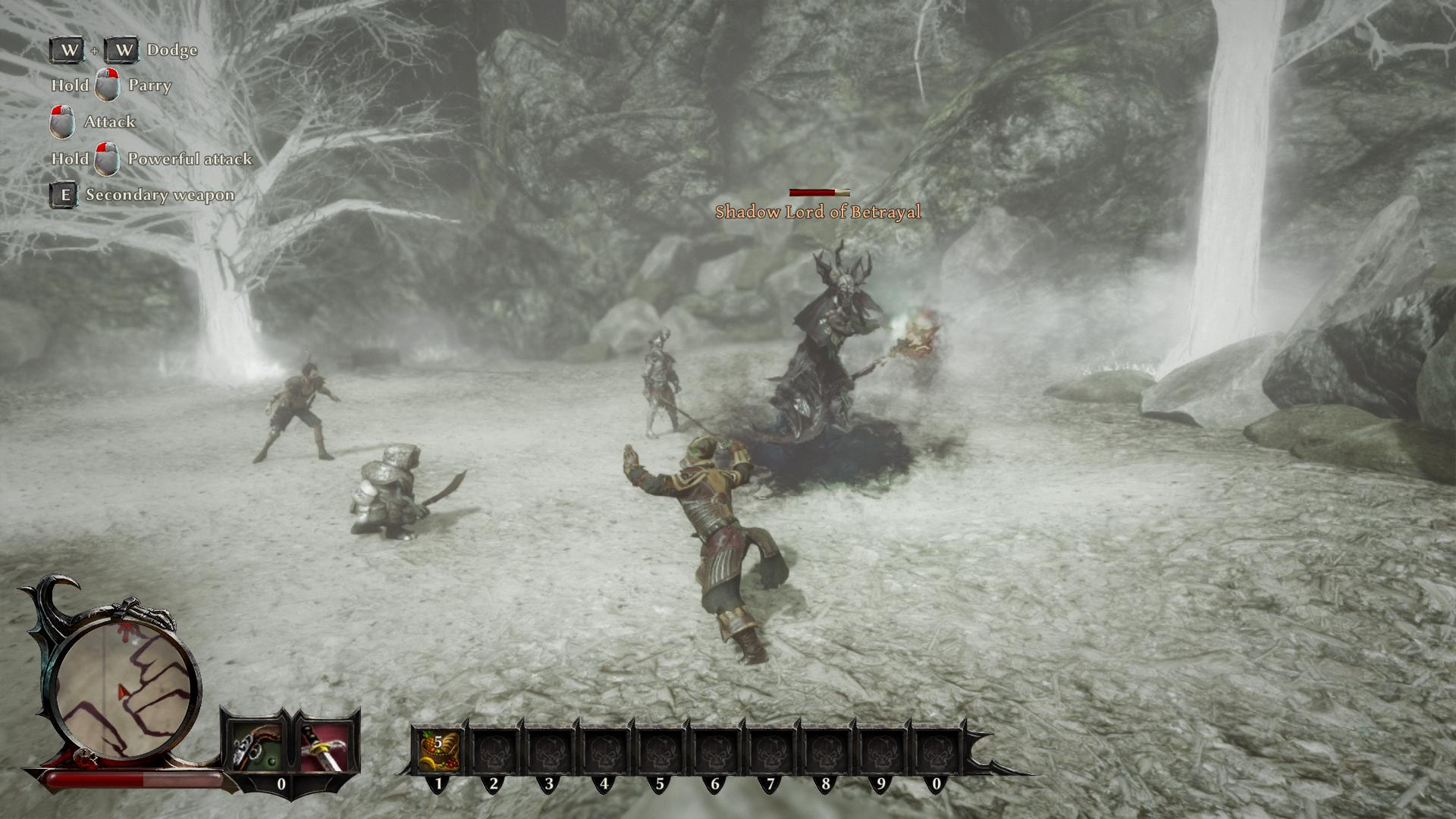 Risen 3: Titan Lords - RPG na vlnách 9239