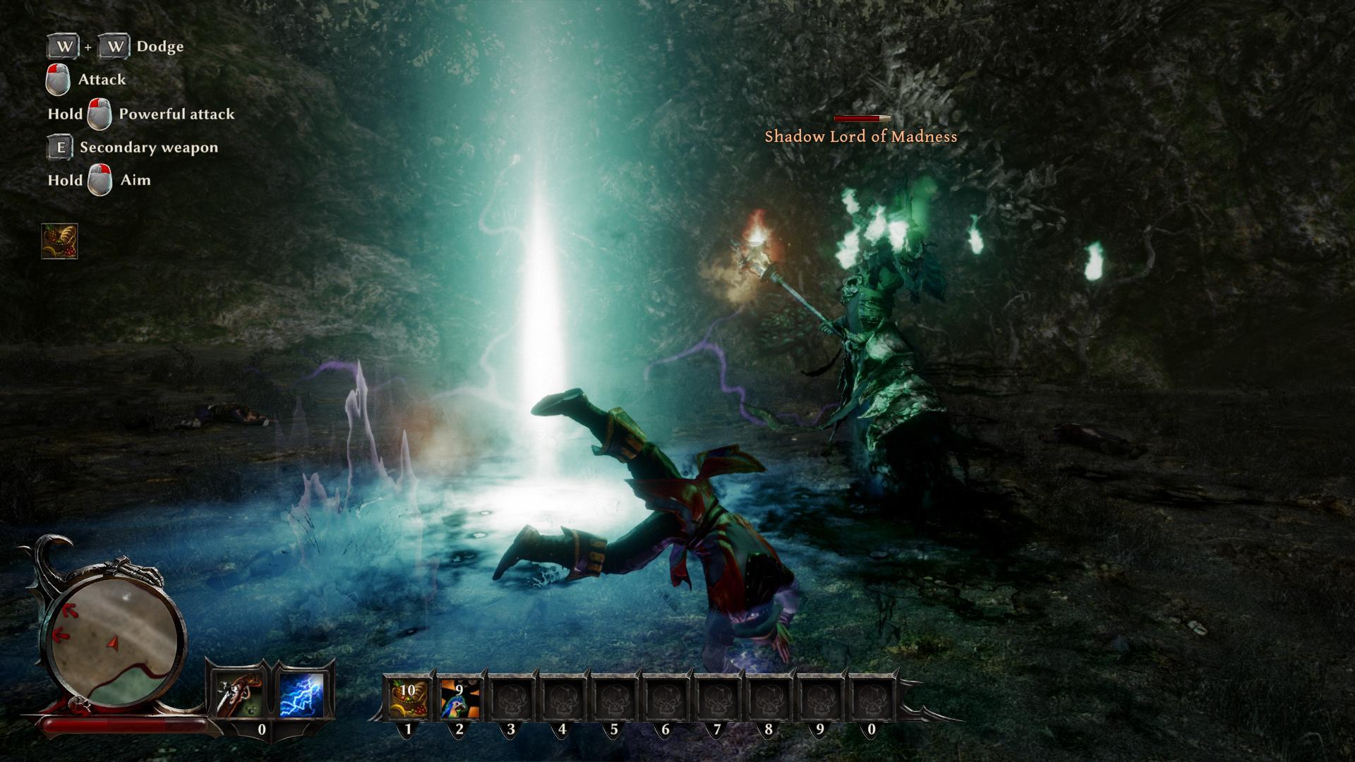 Risen 3: Titan Lords - RPG na vlnách 9243