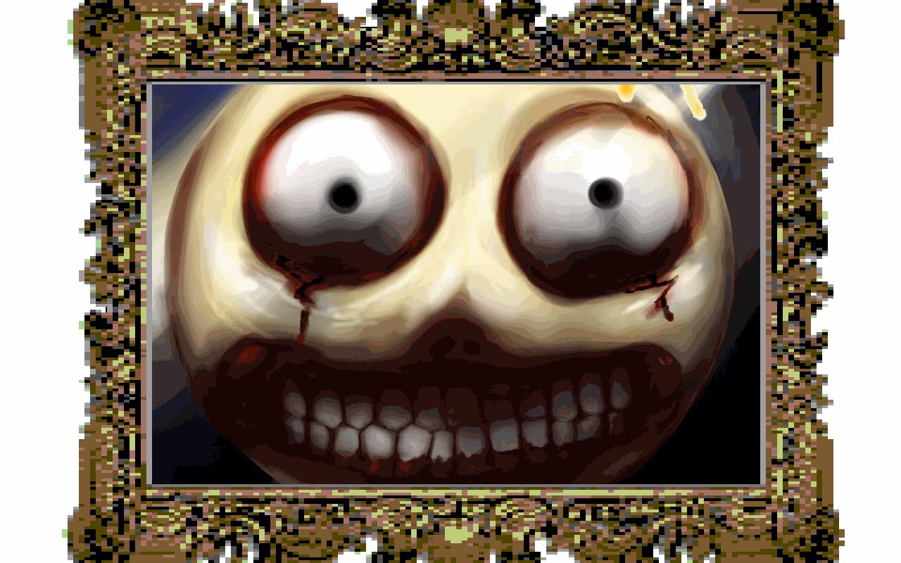 Strašidelné herní historky 5 - Bílá ruka smrti 9283