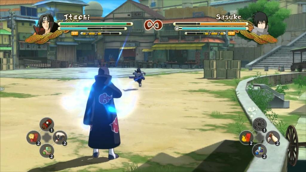 Naruto Shippuden: Ultimate Ninja Storm 3 Full Burst – do boje! 9336