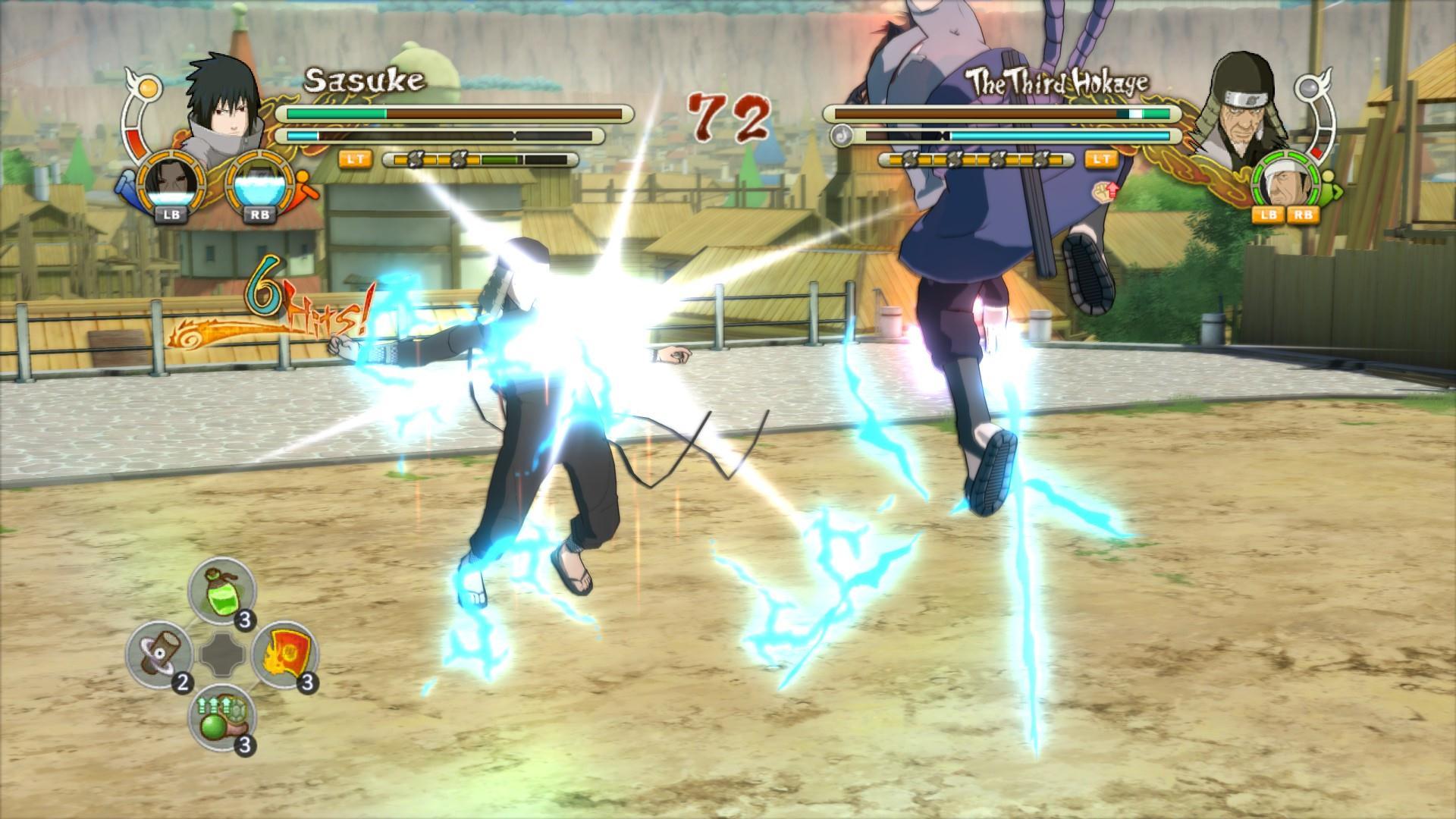 Naruto Shippuden: Ultimate Ninja Storm 3 Full Burst – do boje! 9337