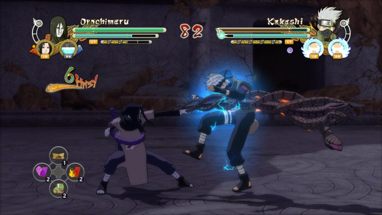 Naruto Shippuden: Ultimate Ninja Storm 3 Full Burst – do boje! 9339