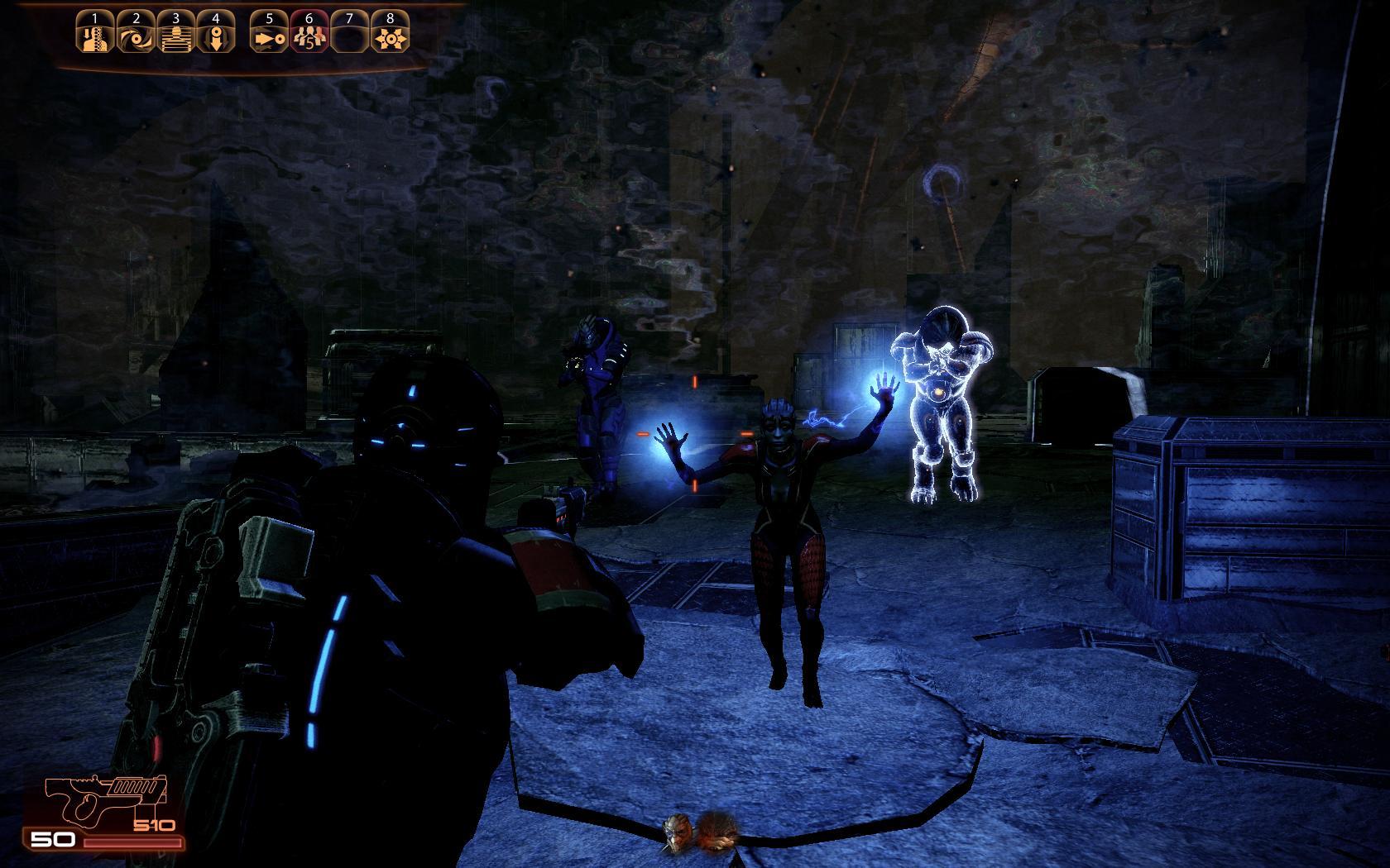 Recenze Mass Effect 2 - RPG snů? 9369