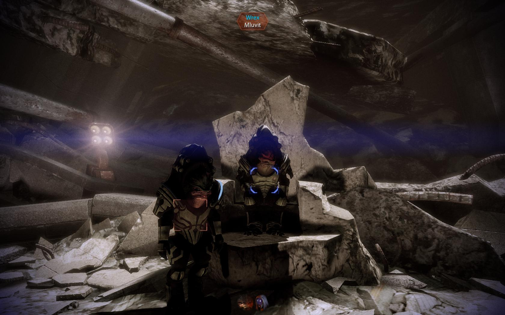 Recenze Mass Effect 2 - RPG snů? 9370