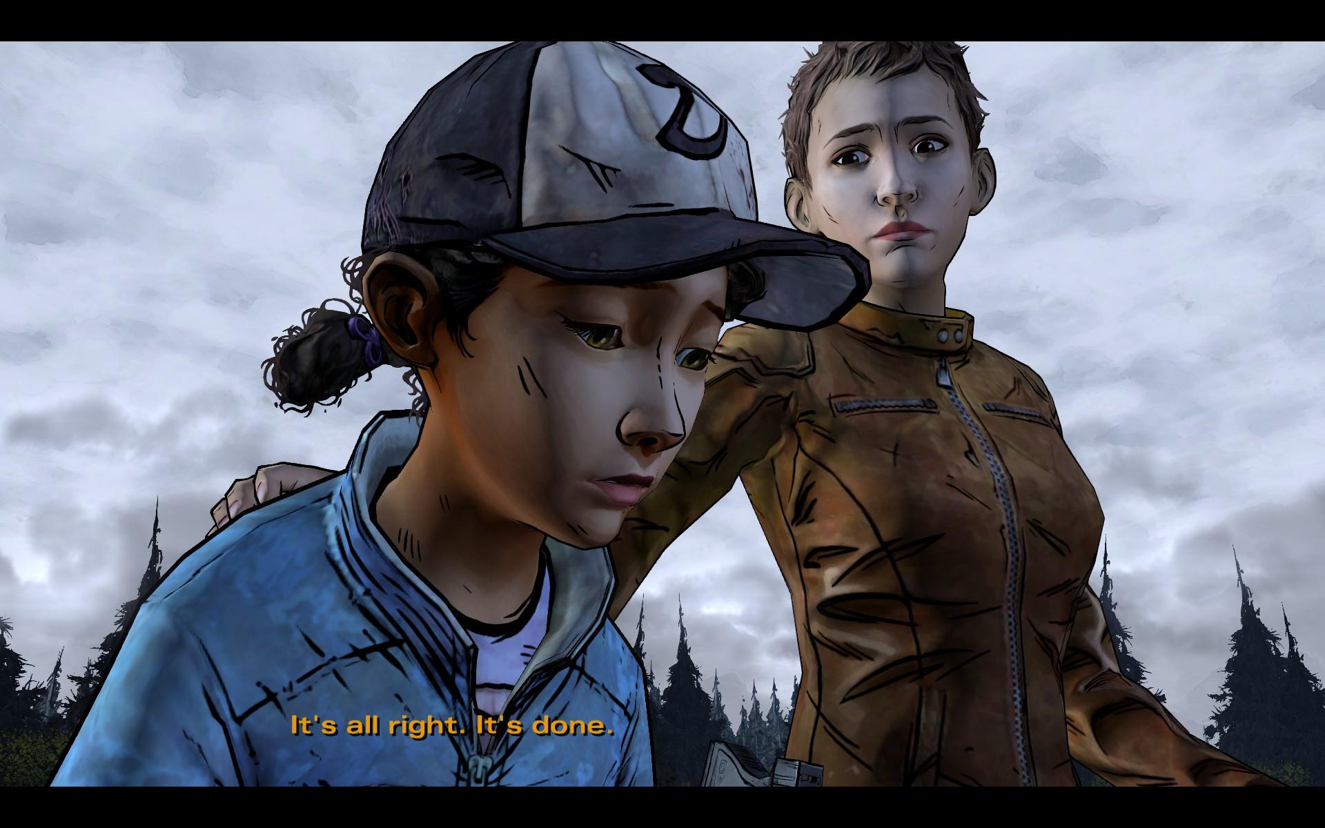 Recenze The Walking Dead: Season Two - Celkové hodnocení 9406