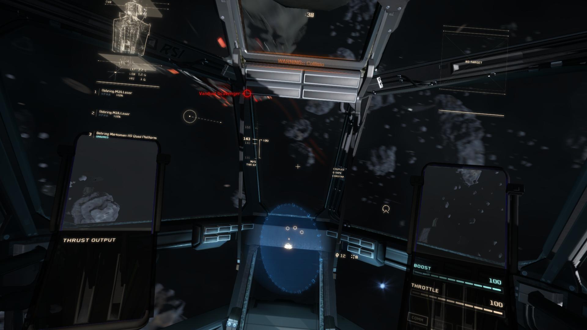 Star Citizen - Krátký výlet vesmírem 9418