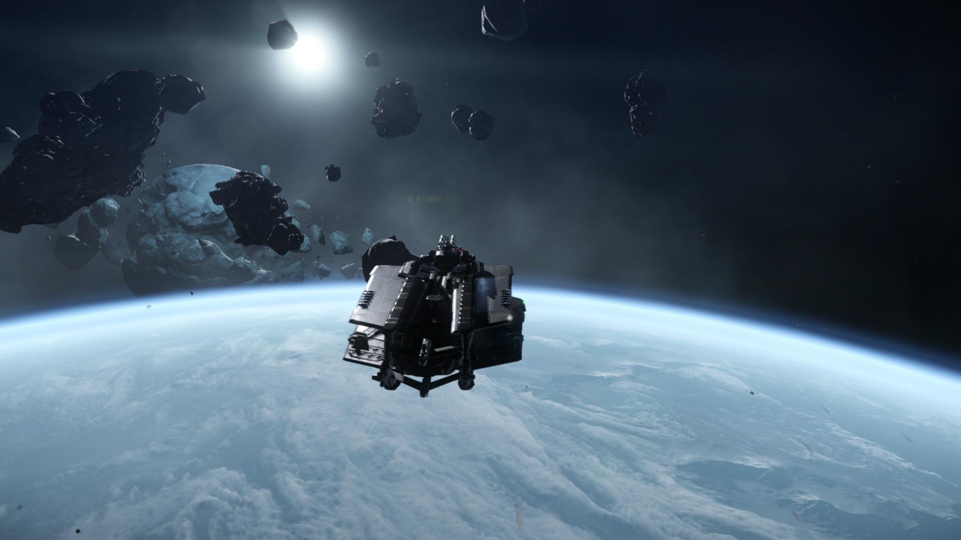 Star Citizen - Krátký výlet vesmírem 9419