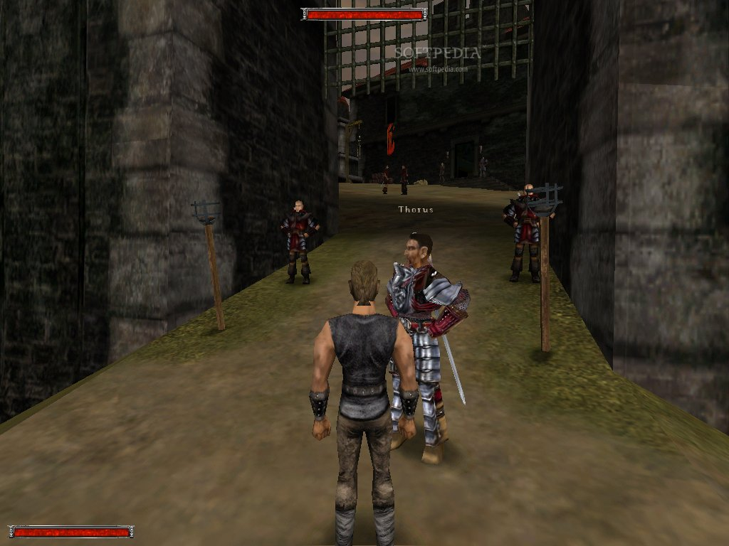 Recenze Gothic – Tak takhle milí hráči, má vypadat opravdové RPG 9439