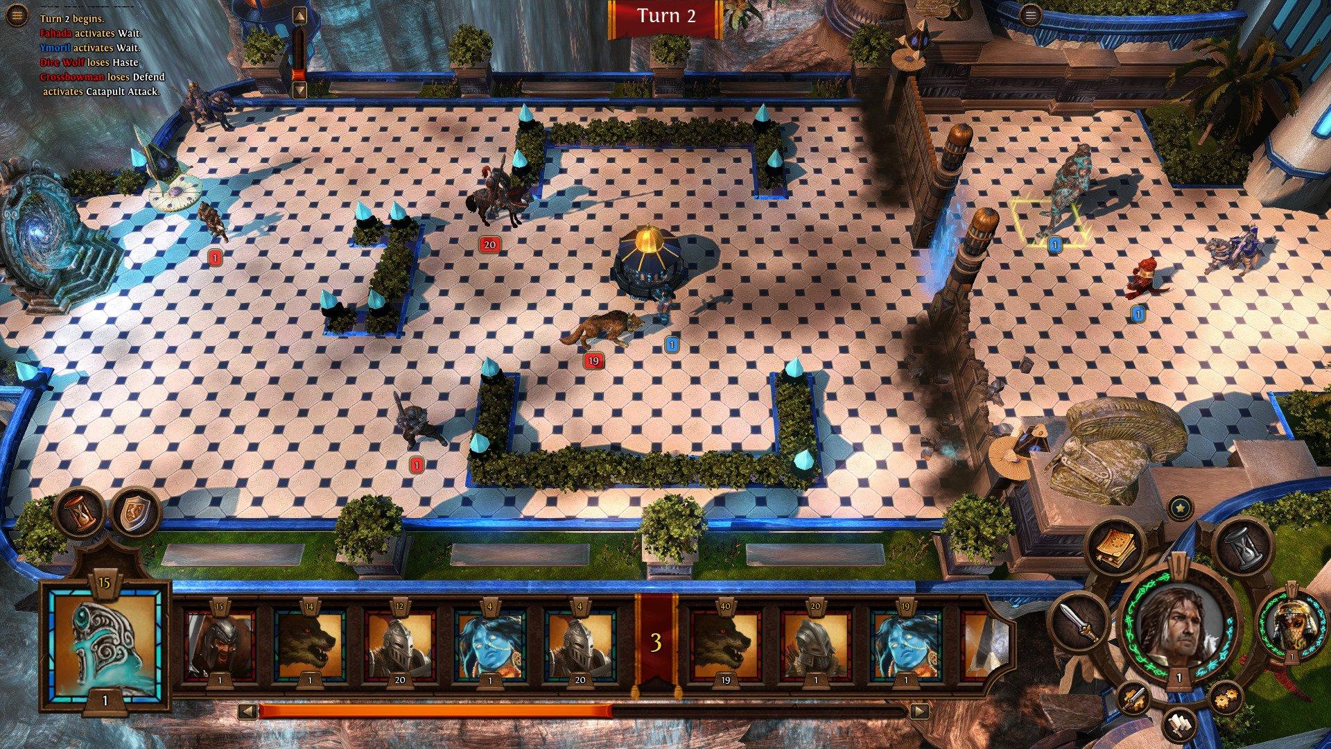 Preview Might and Magic Heroes VII - Návrat do světa Ashan 9490
