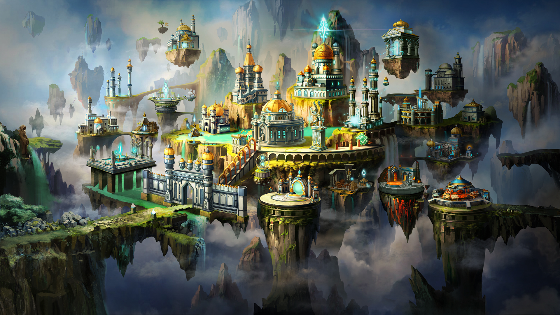Preview Might and Magic Heroes VII - Návrat do světa Ashan 9491