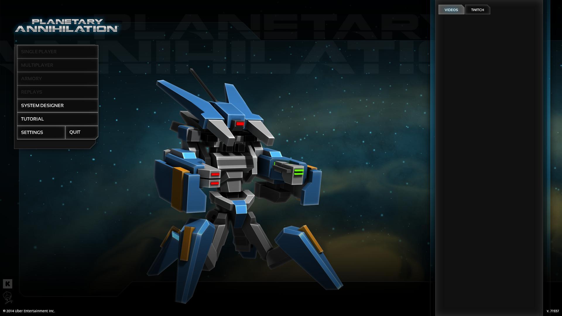 Preview Planetary Annihilation – Utáhne to Hvězda smrti? 9498