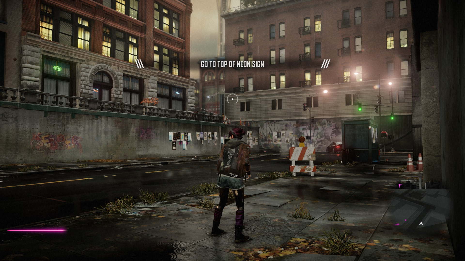 Recenze inFamous: First Light 9501