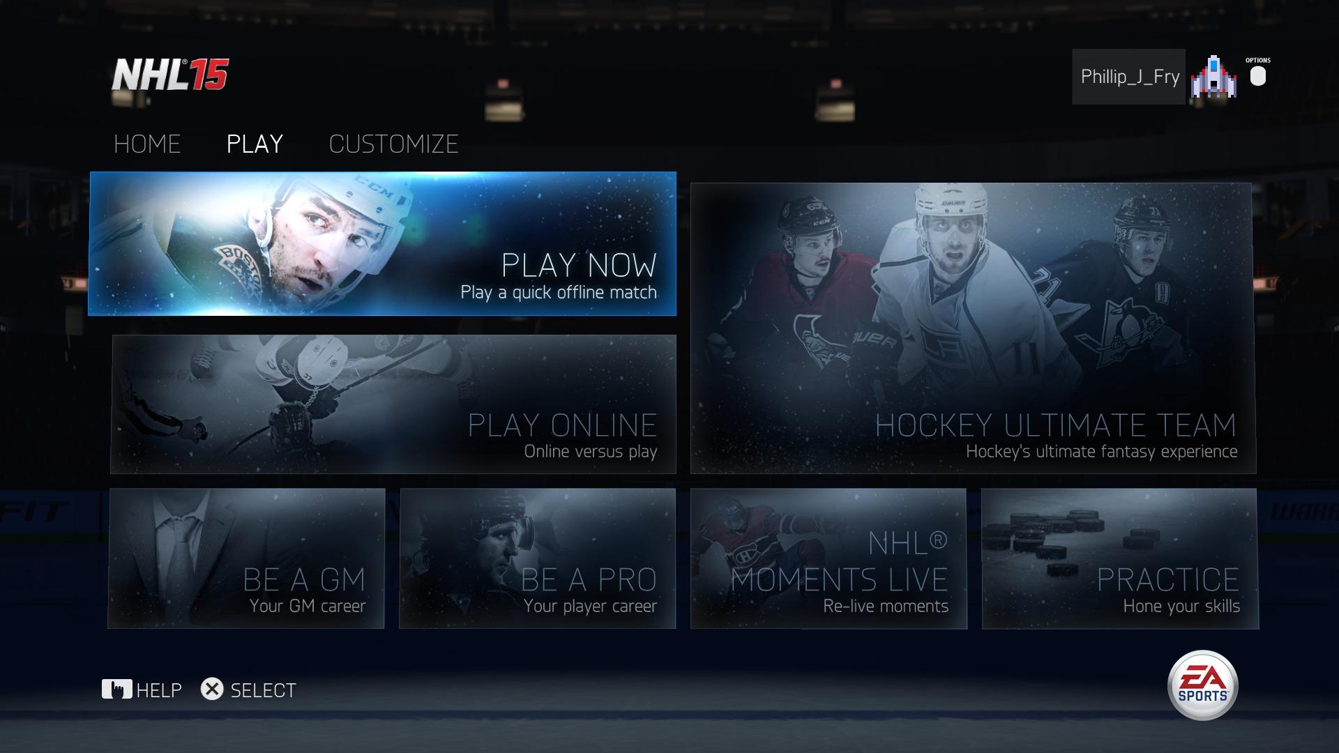 Recenzia: NHL 15 - next gen hokej? 9540