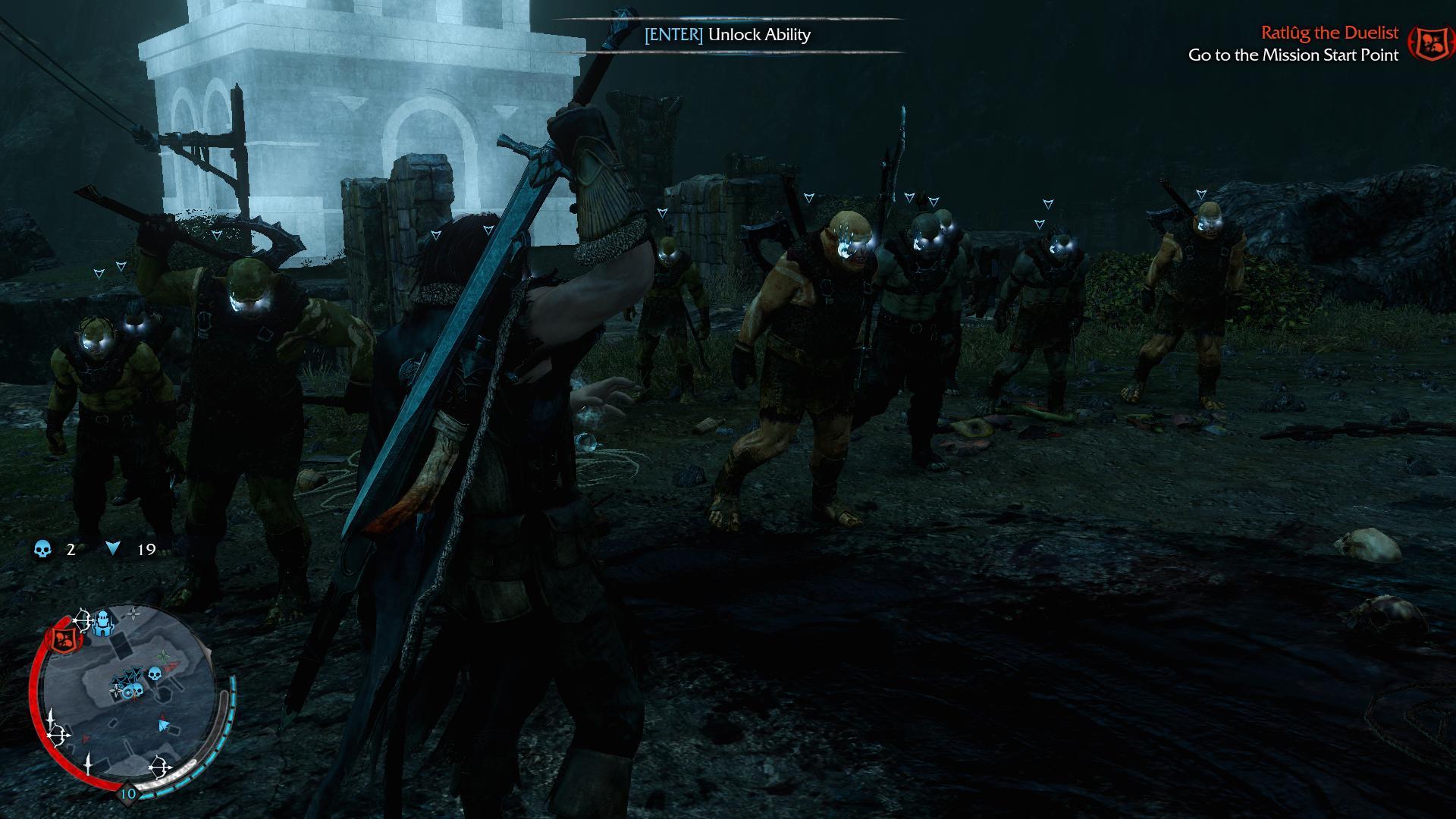 Recenze:Middle-earth: Shadow of Mordor - Krásný výlet do Středozemě? 9563
