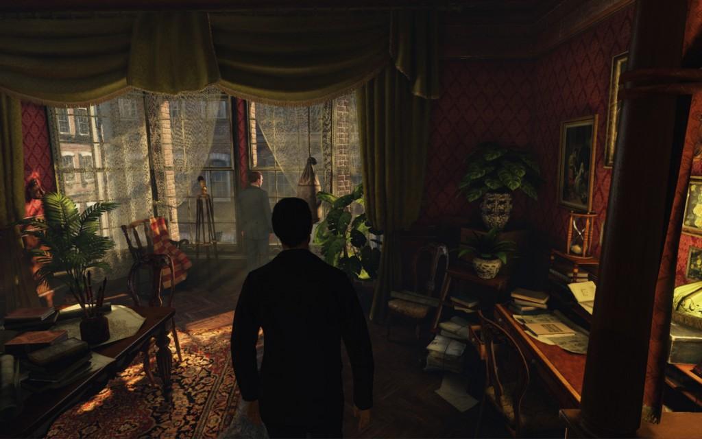 Sherlock Holmes:Crimes and Punishments - Dobrá hra perfektního detektiva 9572