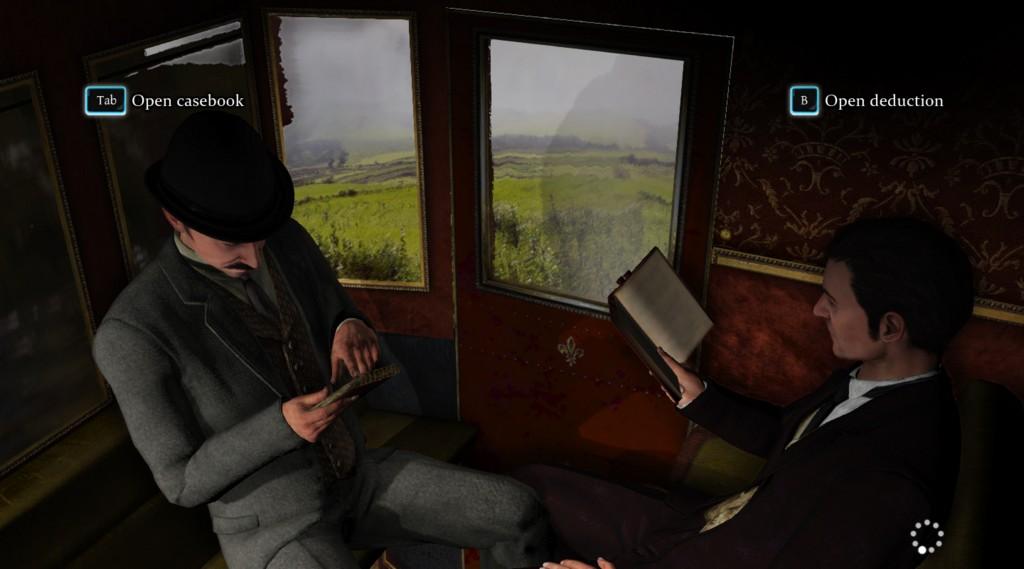 Sherlock Holmes:Crimes and Punishments - Dobrá hra perfektního detektiva 9574