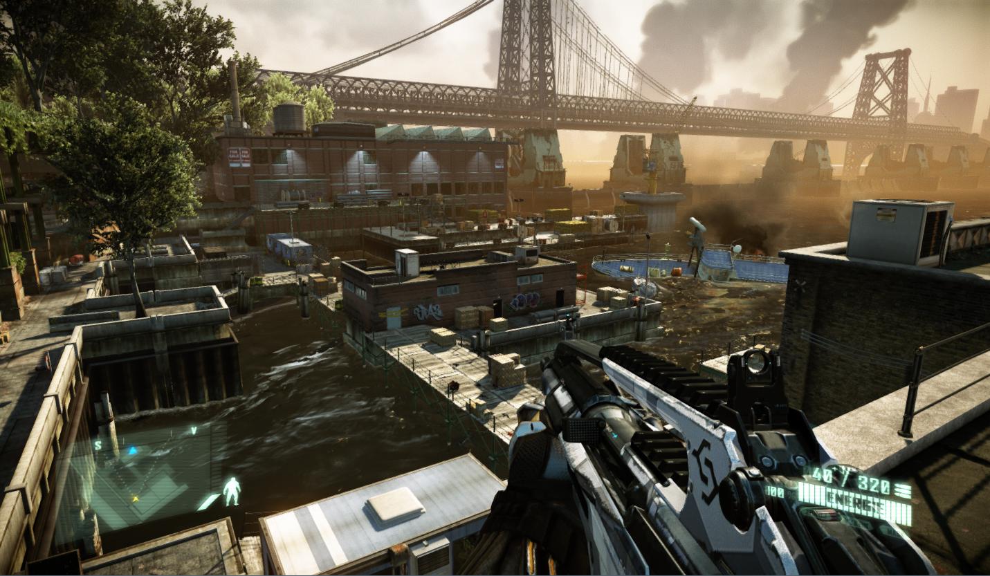 Crysis 2 Recenze 9586