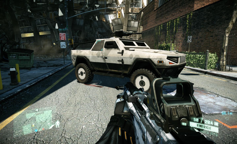 Crysis 2 Recenze 9596