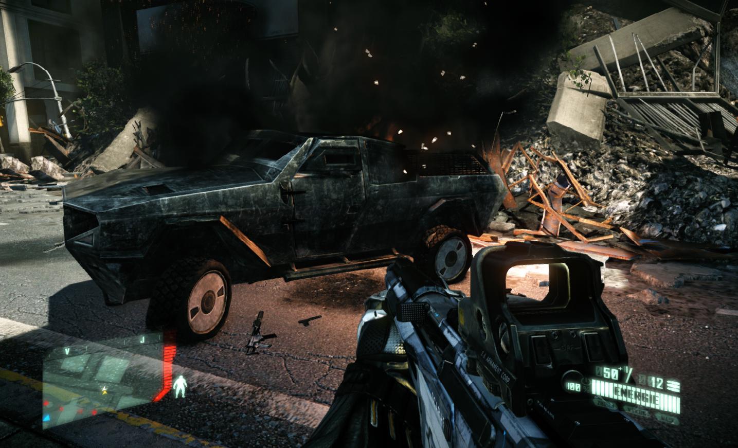Crysis 2 Recenze 9597