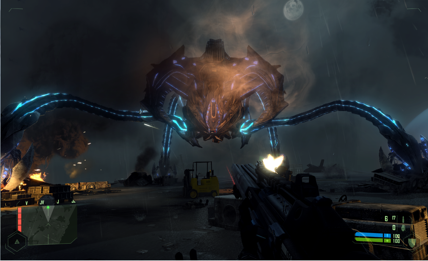Crysis 2 Recenze 9604