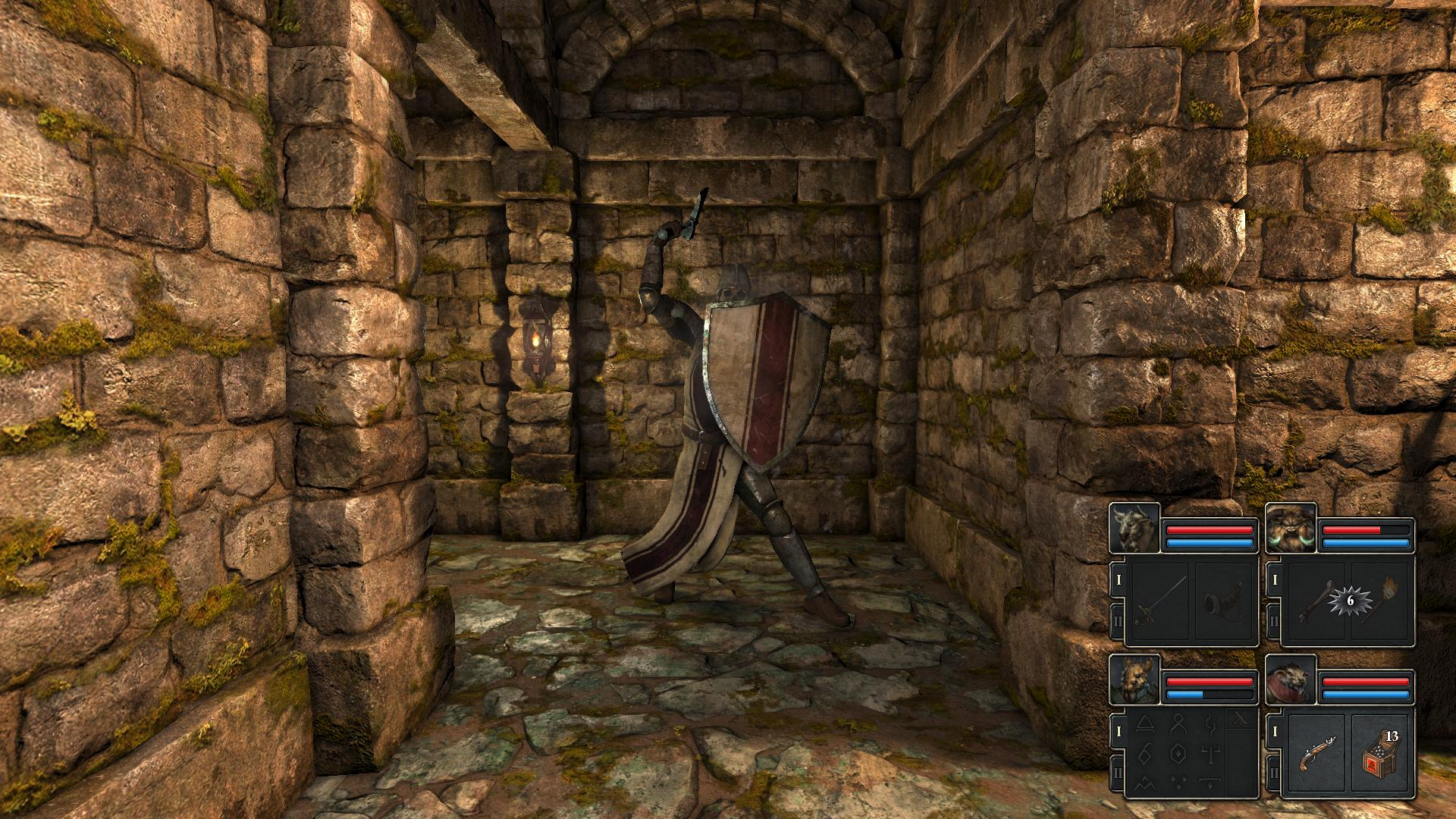 Recenze Legend of Grimrock 2 - Návrat legendy, anebo propadák? 9645