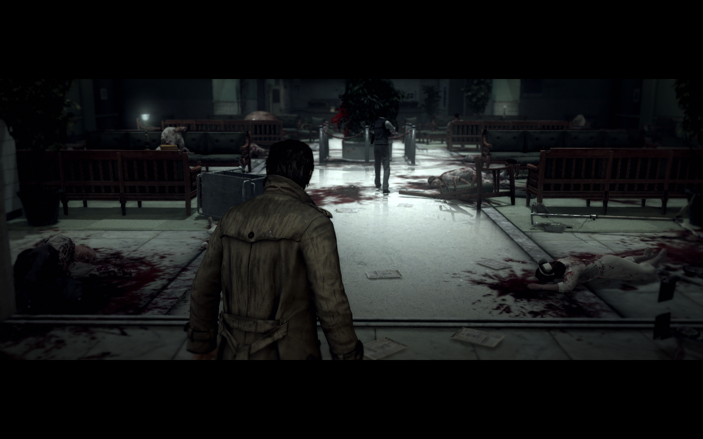 The Evil Within – Strach, brutalita a psychoteror 9659