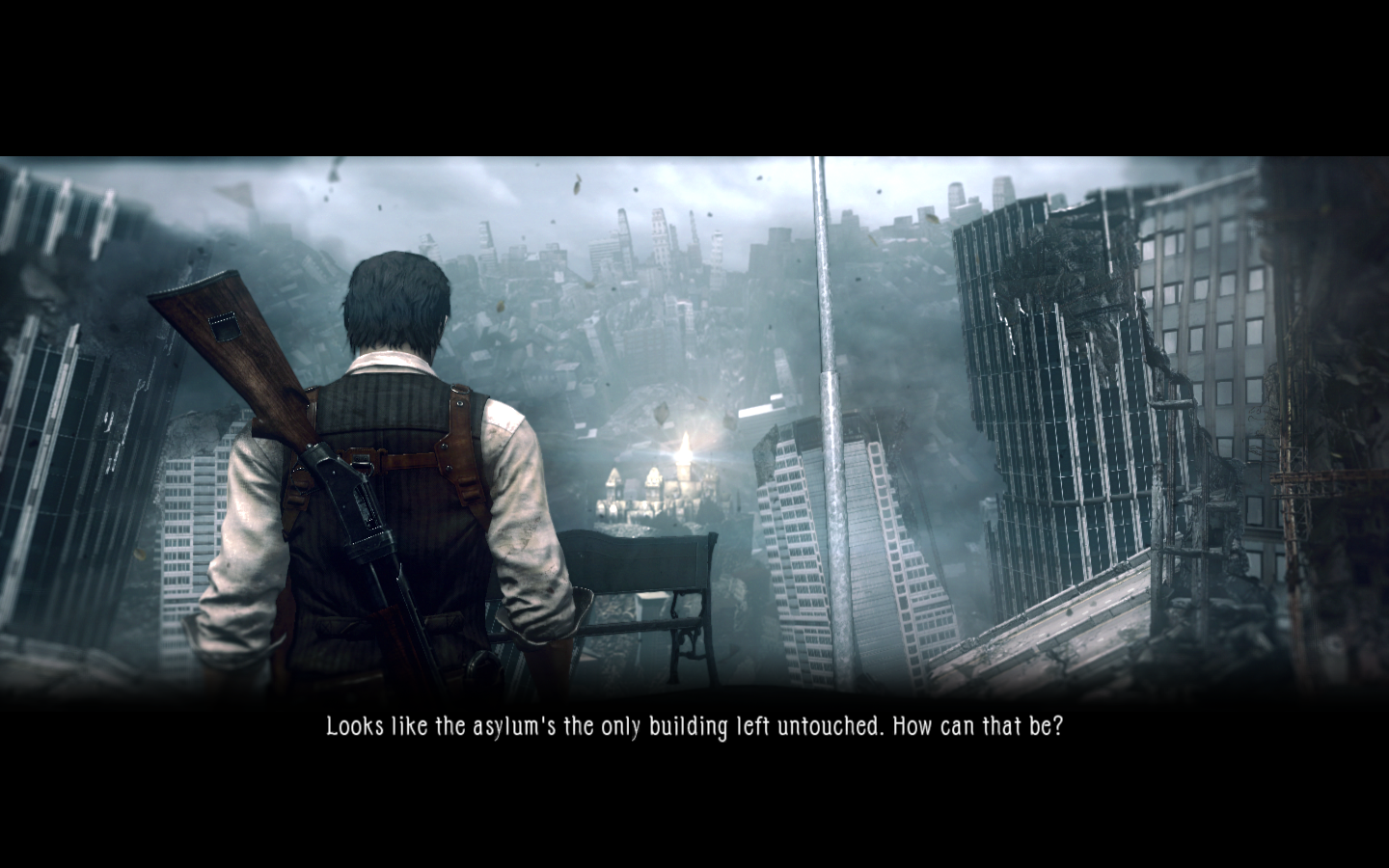 The Evil Within – Strach, brutalita a psychoteror 9683