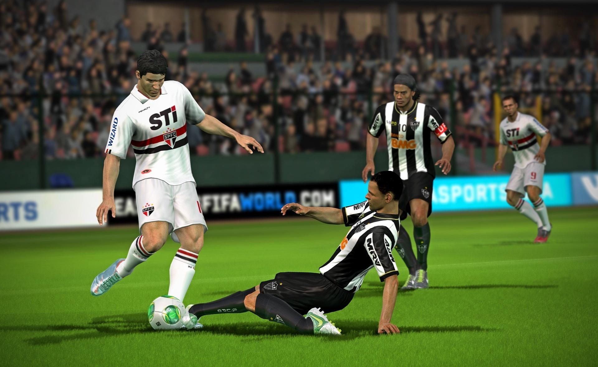Recenze FIFA World 9719